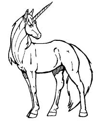 Disegni Unicorno Az Colorare