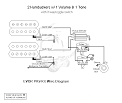 evor entertainment the guitar questions section evor prs kit diagram