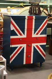 british flag furniture. perfect flag vintage redesigned british flag dresser by vivosvintagedelray 85000 with furniture m