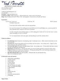Copywriting Resume Resume For Study