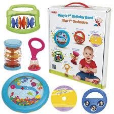 gift ideas baby s 1st birthday al instruments band edushape to enlarge