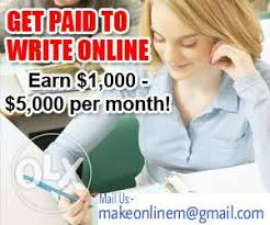 home based writing jobs online paid mumbai jobs mumbai central mark as favorite show only image