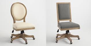 farmhouse desk chair. Perfect Desk Paige Round Back Office Chair  Square With Farmhouse Desk S