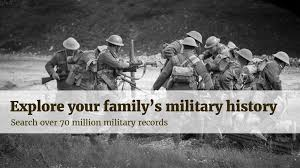 explore your family s military history search over 70 million military records