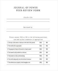 Peer Review Form - Cypru.hamsaa.co