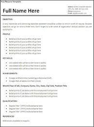 Create Resume Online Free Download Adorable Free Resume Maker Create