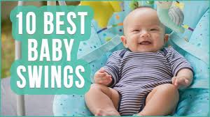 Best Baby Swing 2016? TOP 10 Baby Swings | TOPLIST+ - YouTube