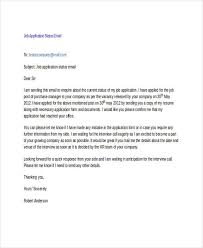 Sample Emails For Job Applications Resume Base Email Cover Letter