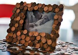 Small Picture Eye catching Home Decoration Ideas Using Pennies