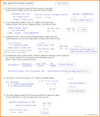 enchanting word problems for linear equations worksheet trig answers basic algebra word problems 2 solutions 364130219