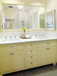 ... bathroom Large-size Yellow Bathroom Ideas Decorating And Design Blog  Hgtv Or Water Down Your ...