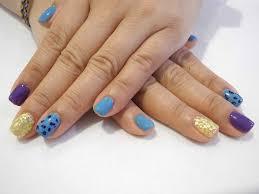 Rainbow Nails Nail Art 美甲彩繪圖鑑