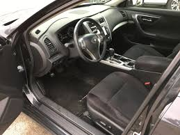nissan altima 2014 interior. bluestorm blue metallic 2014 nissan altima sv only 39km accident free interior