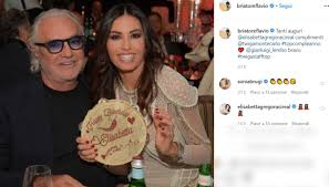 Elisabetta Gregoraci festeggia i 40 anni con Briatore e torna a sorridere