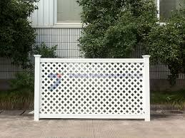 vinyl lattice fence panels. Modern Style Vinyl Lattice Fence Panels With Pvc Picket Pool Ranch Privacy C