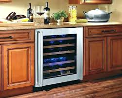 top best wine fridge under counter 2018