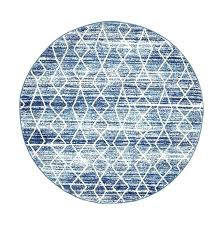 blue circle rug dark blue circle rug round addiction when to use a round area rug