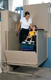 wheelchair stair lift. Wheelchair Stair Lift Vertical And For Home