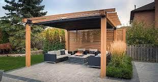 7 design ideas for your patio pergola