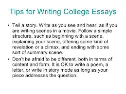 college essay tips best essay writing ideas 10 tips for writing college essay view larger