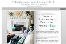 Interior Design Magazine Pdf Delectable Recently Featured Archives A Blissful Nest