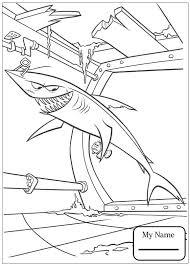 Finding Coloring Pages Finding Coloring Pages Finding Nemo Coloring