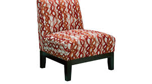 basque redhot accent chair