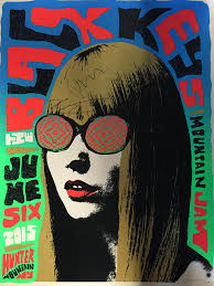 Enter to Win an Autographed Black Keys Gig Poster From Mountain Jam 2015