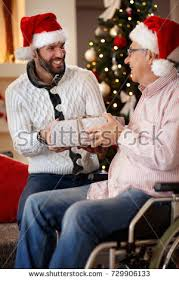 Closeup Female Hands Holding Present On Stock Photo 485939605 Giving Gifts On Christmas