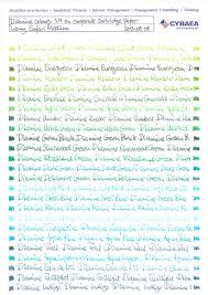 All Diamine Inks Compared Ink Comparisons The Fountain