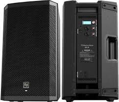 speakers 12. electro-voice zlx-12p 12\ speakers 12 w