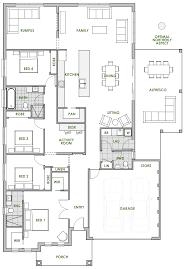 ningaloo energy efficient home design green homes australia australia house plans single story australia modern house plans