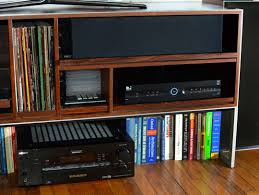 kef 301c. the t301c unit was a perfect horizontal fit for my vintage b\u0026o rosewood cabinet. now to find smaller receiver. kef 301c p