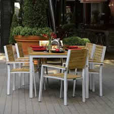 enchanting teak outdoor patio furniture set ideas