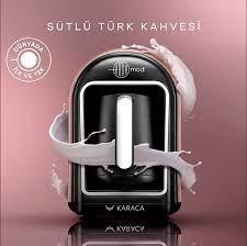 Alim Home - Karaca Hatır Mod Türk Kahve Makinesi Rosegold