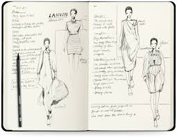 Fashion Definitions By Designers Womens A4 Fashion Design Sketches Fashion Illustration