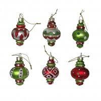 Weihnachtsschmuck Harlekin Orientalisch Bunt