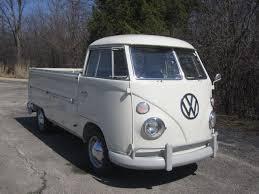 1965 VOLKSWAGEN SINGLE CAB PICKUP TRUCK KOMBI BUS SPLIT WINDOW RUNS ...