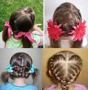 Модная коса для девочки
