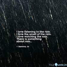 Listening Quotes Classy I Love Listening To The R Quotes Writings By Samantha