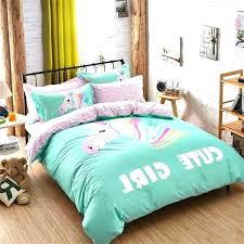uk trend double bed quilt cartoon bedding sets color twin bedrooms pink