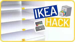 Ikea Hack Kallax Regal Einsatz By Sissi Youtube