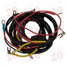 side mount distributor wiring loom ford wiring loom