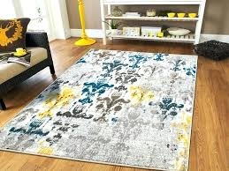 blue and brown rug area rugs as well light with aqua plus tan solid