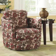 Round Swivel Chair Living Room Sofas Wonderful Leather Swivel Chairs For Living Room Round
