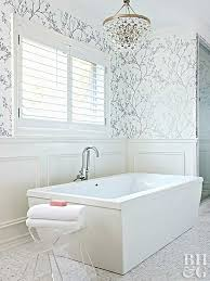 encourage serenity white bathroom
