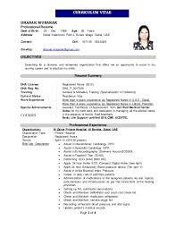 Curriculum Vitae For Nurses Amazing Dhanak Mubarak Cv Dha Licensed Registered Nurse 28 28 Zasvobodu