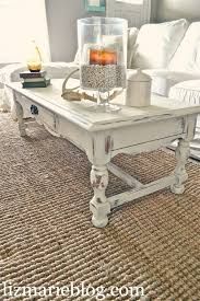 Shabby Little Coffee Table