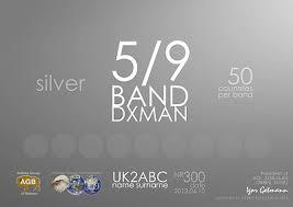 Диплом band dxman agi and agb award program Условия  Диплом 5 9 band dxman silver за наличие подтверждения cfm 50 стран на каждом из диапазонов Вы можете получить диплом последовательным путем
