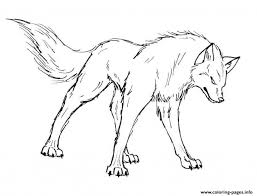 Small Picture Wolf Coloring Pages Free Download Printable for Coloring Pages